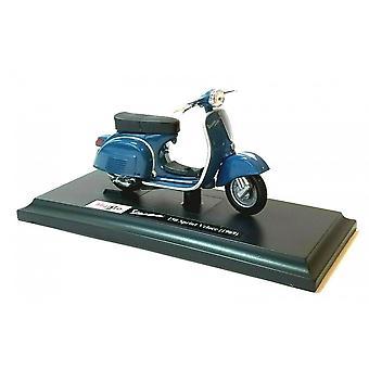 Maisto Scooter 1:18 Vespa Sprint Veloce 1969 Blauw