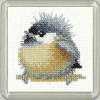 Heritage Crafts Little Friends Coaster Kit - Cheepy