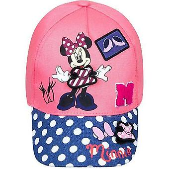 Piger Disney Minnie Mouse Bomuld Baseball Cap