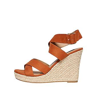 Only Women's Amelia Heeled Sandals Camel