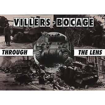 Villers-Bocage Through the Lens by Daniel Taylor - 9781870067072 Book