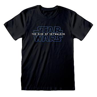 Star Wars The Rise of Skywalker Movie Logo Men-apos;s T-Shirt (fr) Marchandises officielles