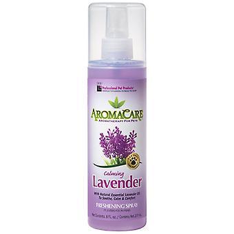 Professionele pet producten Aromacare natuurlijke kalmerende lavendel hond spray, 237ml