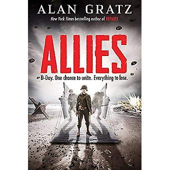 Aliados por Alan Gratz - 9781407198798 Livro