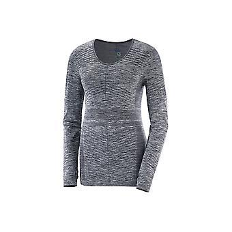 Salomon Elevar camiseta de manga larga señoras