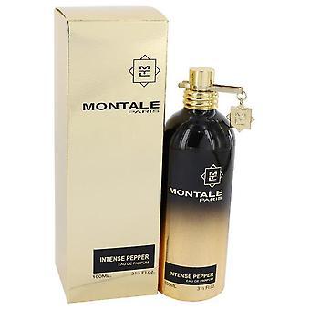 Montale Intense Pepper Eau De Parfum Spray By Montale 3.4 oz Eau De Parfum Spray
