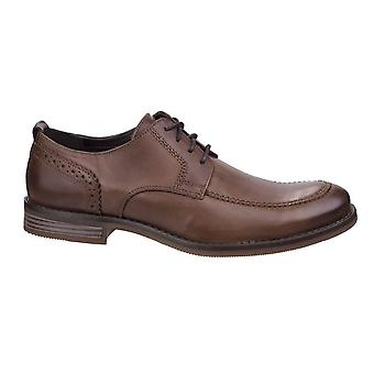 Rockport Wynstin Mens Leather Apron Toe Lace Shoes