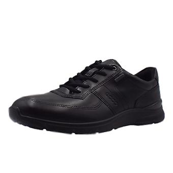 ECCO 511614 Irving Men's Lace-up Gore-tex Zapatos En Negro