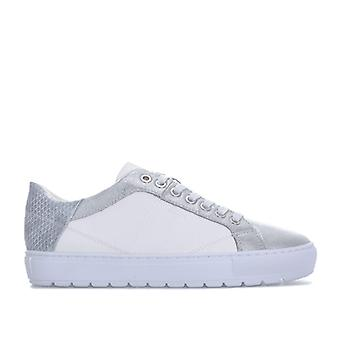 Women's Geox Breeda Trainers in White