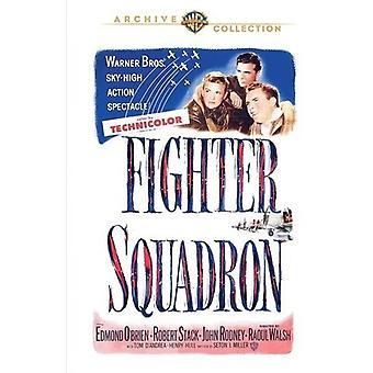 Importação de lutador EUA esquadrão [DVD]