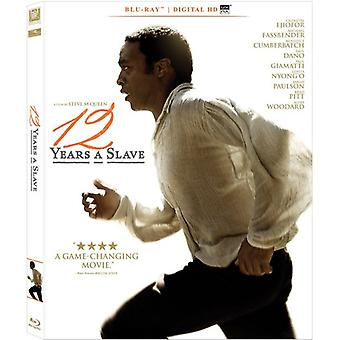 12 Years a Slave [BLU-RAY] USA import