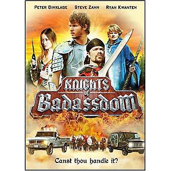 Knights of Badassdom [DVD] USA import