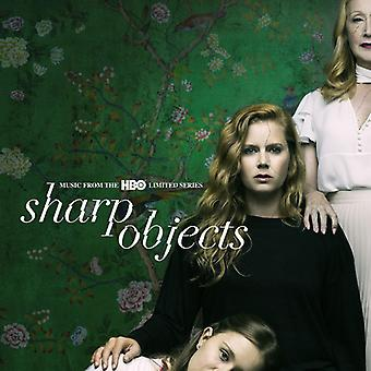 Sharp Objects [CD] USA import