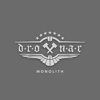 Drottnar - Monolith [CD] USA import