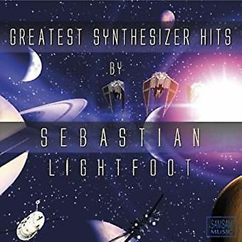 Sebastian Lightfoot - Greatest Synthesizer Hits [CD] USA import