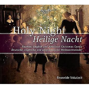 Adam / Ensemble Vokalzeit - Holy Night - German English & American Christmas [CD] USA import