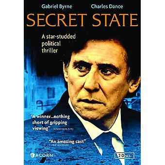 Secret State [DVD] USA import