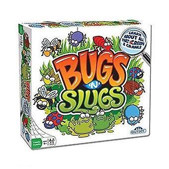 Bugs & slugs - learn about all that creeps & crawls