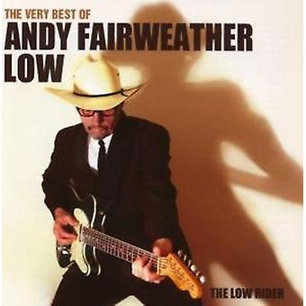 Andy Fairweather Low - Low Rider: The Very Best of [CD] USA import