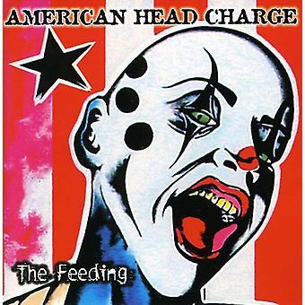 American Head Charge - Feeding [CD] USA import