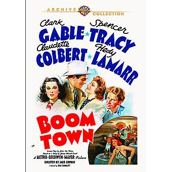 Boom-Town [DVD] USA import