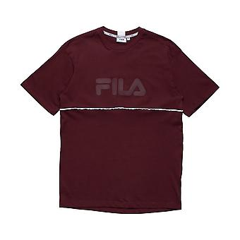 Fila Macall Tee 687725B47 universal all year men t-shirt