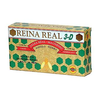 Royal Queen Jelly 3 D 20 ampoules