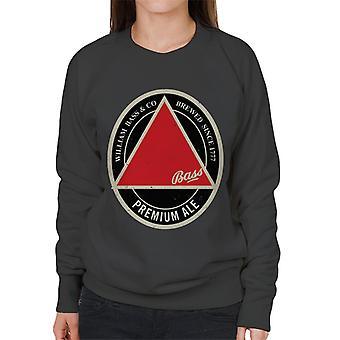 Bass Red Triangle Label Women-apos;s Sweatshirt