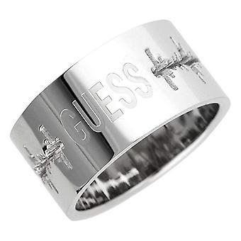 Férfi és apos;s Gyűrű Guess UMR11106-62 (Méret 22)