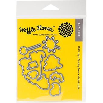 Waffle Flower Die-Boo