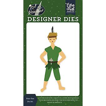Echo Park Peter Pan sterft