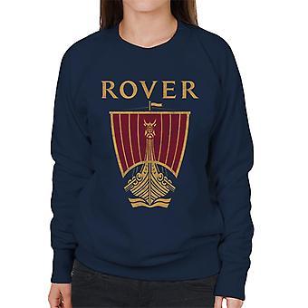 Rover Logo British Motor Heritage Women's Sweatshirt
