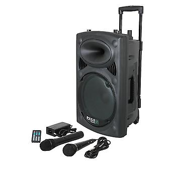 Ibiza Sound Port10uhf-bt Portable Pa System