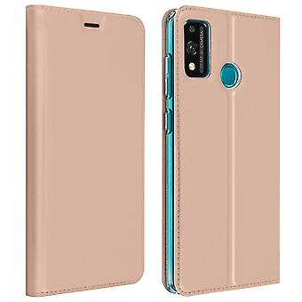 Fall för Honor 9X Lite Dux Ducis Video Support Function - Rose Gold