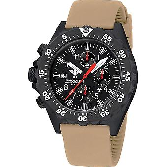 KHS - Men's Watch - Shooter MKII Chronograph Silicone Strap - KHS. SH2CHC. St