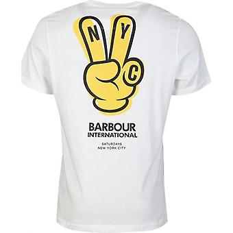 Barbour Peace Tee