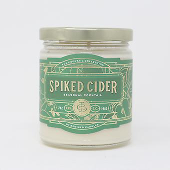 Rewined Spiked Cider Scented Soy Candle  7.0oz/ New