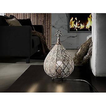 Schuller Nabila - Floor Lantern Champagne, goud, E27