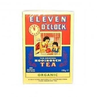 Eleven O'Clock - Org Rooibosch Tea 40bag