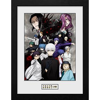 Tokyo Ghoul: RE Key Art 3 Collector Print