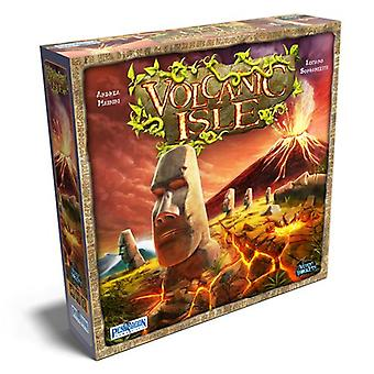 Ηφαιστειακό επιτραπέζιο παιχνίδι isle