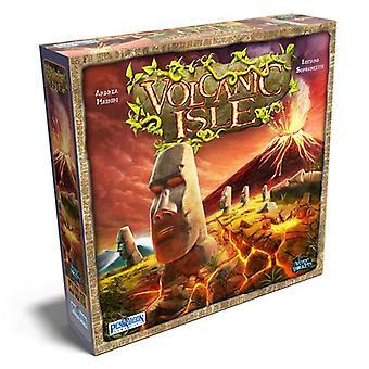 Vulkansk Isle brætspil