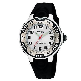 Lorus Childrens Polyurethane Strap Watch (Model No. RG237GX9)