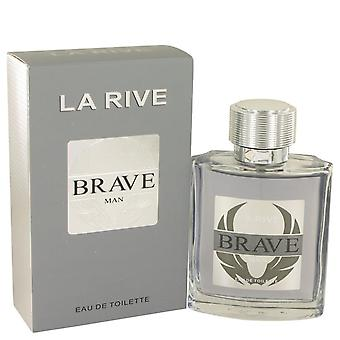 La Rive Brave Eau DE Toilette Spray By La Rive 3.3 oz Eau DE Toilette Spray