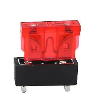 5pcs/lot Mount Insurance Blocks Safety Terminals - Micro / Mini / Medium Small Universal Car Fuse Holder