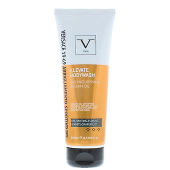 V Italia Elevate Body Wash With Nourishing Argan Oil 250ml For Her