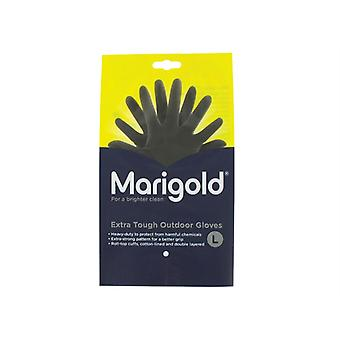 Marigold Extra Tough Outdoor Gloves - Large (6 Pairs) MGD145401