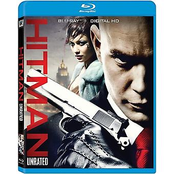 Hitman Unrated [BLU-RAY] USA import