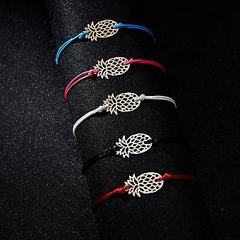 Wish bracelet with pineapple perfect Christmas coat gift gift