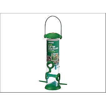 Gardman Flip Top Seed Feeder Large A01235